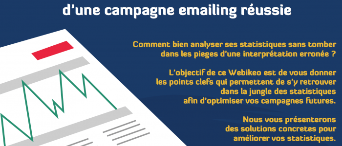 Analyser les statistiques de vos campagnes emailing